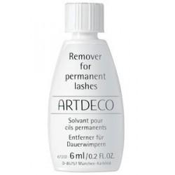 Artdeco Remover For Permanent Lashes Płyn do usuwania sztucznych rzęs 6ml