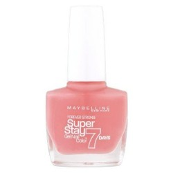 Maybelline Forever Strong Super Stay 7 Days Lakier do paznokci 135 Nude Rose 10ml