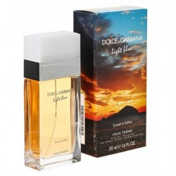 Dolce & Gabbana Light Blue Pour Femme Sunset in Salina Woda toaletowa 50ml spray