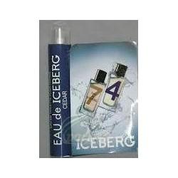 Iceberg Eau De Iceberg Cedar Woda toaletowa 1,2ml spray