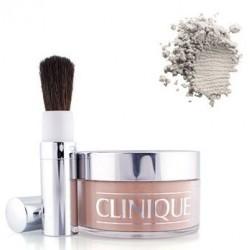 Clinique Blended Face Powder And Brush Lekki puder sypki + pędzel 08 Transparency Neutral 35g