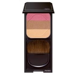 Shiseido Face Color Enhancing Trio Trójkolorowy puder do modelowania twarzy RD1 7g