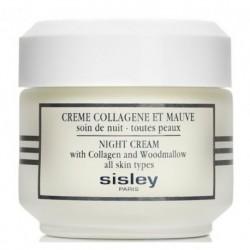 Sisley Creme Collagene Et Mauve Krem kolagenowy z wyciągiem z malwy na noc 50ml