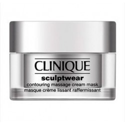 Clinique Sculptwear Contouring Massage Cream Mask Maseczka do twarzy w kremie 50ml