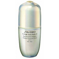 Shiseido Future Solution LX Total Protective Emulsion SPF15 Emulsja ochronna do twarzy 75ml