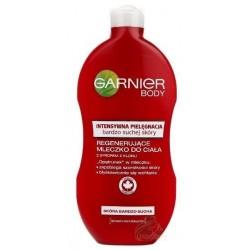 Garnier Body Regenerujące mleczko do ciała skóra bardzo sucha 400ml