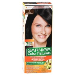 Garnier Color Naturals Farba do włosów 1 Czarny
