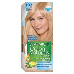 Garnier Color Naturals Farba do włosów 102 Lodowaty Opalizujący Blond