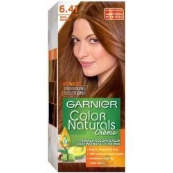 Garnier Color Naturals Farba do włosów 6.41 Złoty Bursztyn