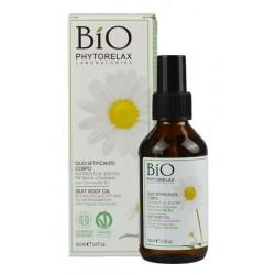 Phytorelax Bio Silky Body Oil Nawilżający olejek do ciała 100ml