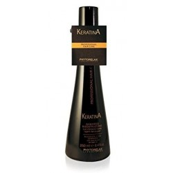 Phytorelax Keratina Reconstructor Shampoo Odżywczy szampon do rekonstrukcji włosów zniszczonych 500ml