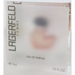 Karl Lagerfeld Pour Femme Woda perfumowana 3ml bez sprayu