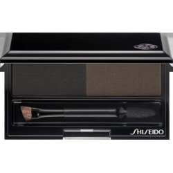 Shiseido Eyebrow Styling Compact Zestaw do stylizacji brwi GY901 Deep Brown 4g