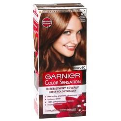 Garnier Color Sensation Farba do włosów 6.0 Szlachetny Ciemny Blond