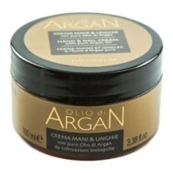 Phytorelax Olio Di Argan Hand & Nail Cream Krem do rąk i paznokci 100ml