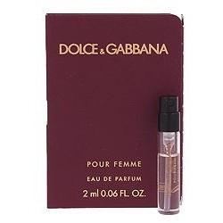 Dolce & Gabbana Pour Femme Woda perfumowana 2ml spray