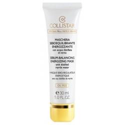 Collistar Sebum-Balancing Energizing Mask Energetyzująca maseczka do twarzy regulująca wydzielanie sebum 30ml
