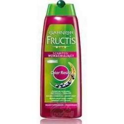 Garnier Fructis Color Resist Szampon do włosów farbowanych i z pasemkami 400ml