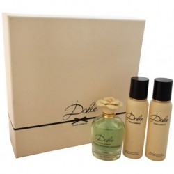 Dolce & Gabbana Dolce Woda perfumowana 75ml spray + Balsam do ciała 100ml + Żel pod prysznic 100ml