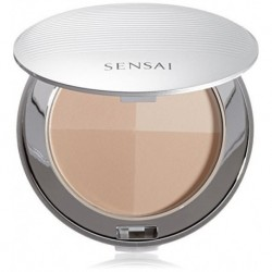 Sensai Anti-Ageing Foundation Pressed Powder Transparentny puder do twarzy 8g