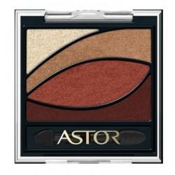 Astor Eye Artist Eye Shadow Palette Paleta cieni do powiek 120 Latin Night In Madrid 20g