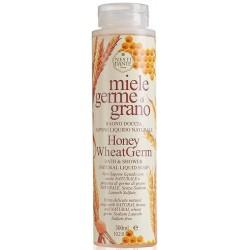 Nesti Dante Miele Germe Di Grano Honey Wheat Germ Bath & Shower Natural Liquid Soap Żel pod prysznic 300ml