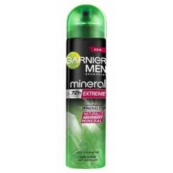 Garnier Mineral Men Extreme Dezodorant 150ml spray