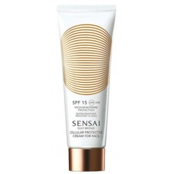 Sensai Anti-Ageing Sun Care Cellular Protective Cream For Face SPF15 Ochronny krem do twarzy 50ml