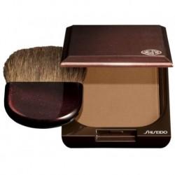 Shiseido Bronzer Oil Free Puder brązujący 3 Dark 12g