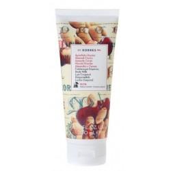 Korres Almond Cherry Body Milk Nawilżające mleczko do ciała o zapachu migdałów i wiśni 200ml