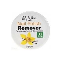 Ferity Nail Polish Remover Pachnący zmywacz do paznokci Wanilia