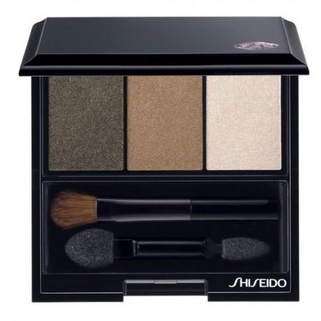 Shiseido Luminizing Satin Eye Color Trio Potrójne cienie do powiek BR307 3g
