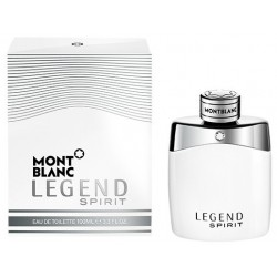 Mont Blanc Legend Spirit Woda toaletowa 100ml spray