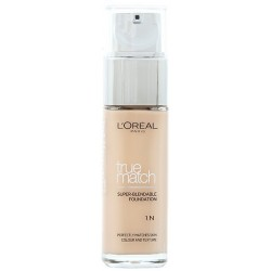 L`Oreal True Match Foundation Podkład do twarzy N1 Ivory 30ml