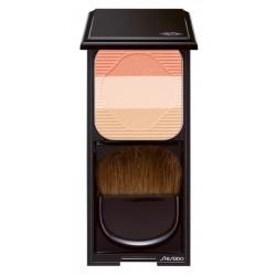 Shiseido Face Color Enhancing Trio Trójkolorowy puder do modelowania twarzy OR1 7g