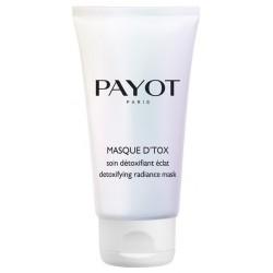 Payot Les Demaquillantes Masque D`Tox Revitalising Radiance Mask Oczyszczająca maseczka do twarzy 50ml