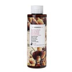 Korres Almond Cherry Showergel Żel pod prysznic o zapachu migdałów i wiśni 250ml