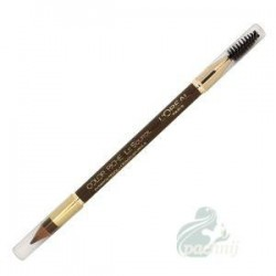 L`Oreal Color Riche Smoky Eyes Pencil Kredka do brwi 302 Light Brunette