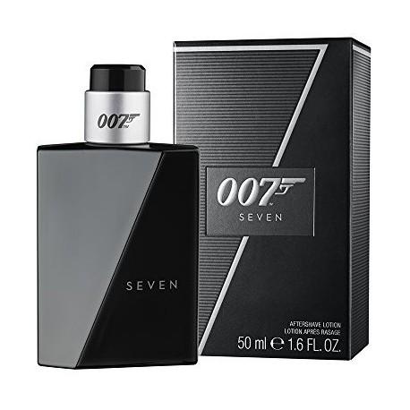 James Bond 007 Seven Woda po goleniu 50ml bez sprayu