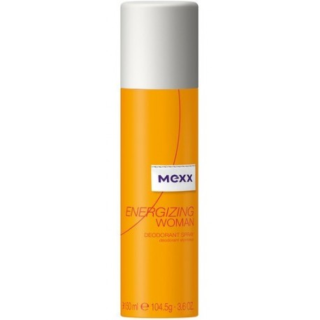 Mexx Energizing Woman Dezodorant 150ml spray