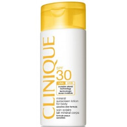 Clinique Sun Mineral Sunscreen Lotion For Body SPF30 Emulsja do opalania 125ml