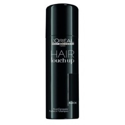 L`Oreal Hair Touch Up Korektor do retuszu odrostów i siwych włosów Black 75ml