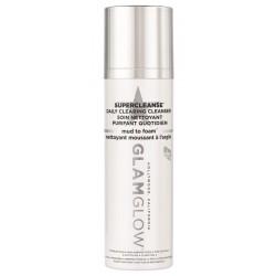 Glamglow Supercleanse Daily Clearing Cleanser Oczyszczająca pianka do mycia twarzy 150g