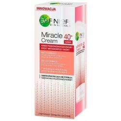 Garnier Skin Naturals Miracle Cream 40+ Krem przeciwzmarszczkowy na dzień 50ml