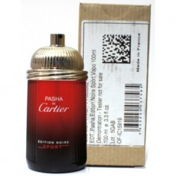 Cartier Pasha Edition Noire Sport Woda toaletowa 100ml spray TESTER