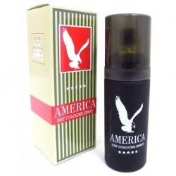America America for Men Woda kolońska 50ml spray