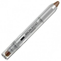 L`Oreal Brow Artist Maker Kredka do brwi z pędzelkiem 02 Light Brunette