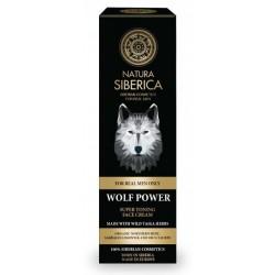 Siberica Professional Men Wolf Power Super Toning Face Cream Tonizujący krem do twarzy 50ml