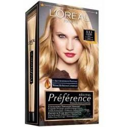 L`Oreal Recital Preference Farba do włosów X 8.3 Cannes