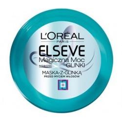L`Oreal Elseve Magiczna Moc Glinki Maska z glinką przed myciem włosów 150ml